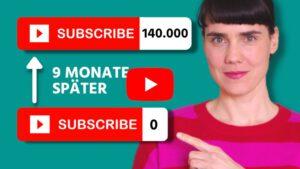 YouTube Abonnenten Hack mit Play