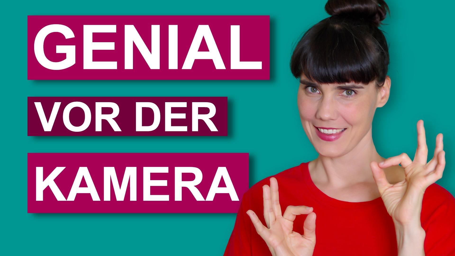 Sprechen vor der Kamera_Thumbnail